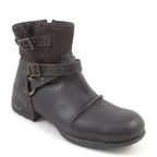 Replay Boot Carbon Brown