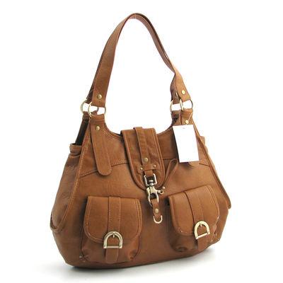 Marco Tozzi Bags / Shopper/Handtasche Hellbraun-Nuss