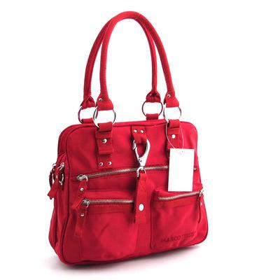 Marco Tozzi Bags / Handtasche Shopper Rot Nylon