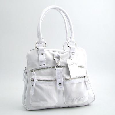 Marco Tozzi Bags / Handtasche Shopper Weiss Nylon/Textil