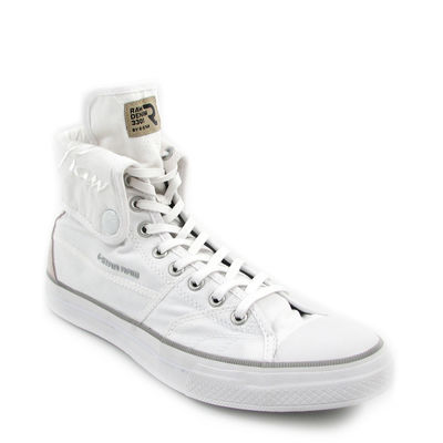 G-STAR / High Sneaker Herren Weiss »Campus Term Seale II«