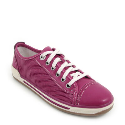 Marco Tozzi / Sneaker Pink Antic mit Lochung