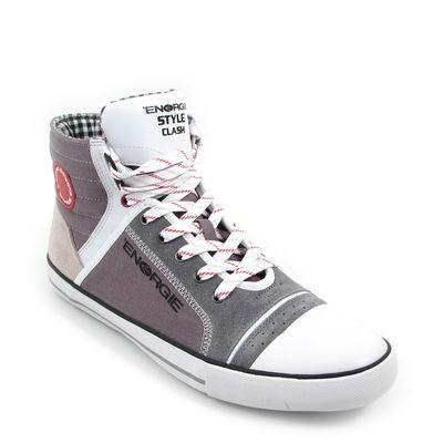 ENERGIE / Hi-Sneaker »New Holly Two« Grau-Weiss