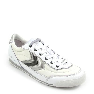 ENERGIE / Sneaker »Scisa« Weiss-Silber - Herrensneaker