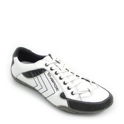 ENERGIE / »Granada« Weiss - Sneaker Herrenschuhe