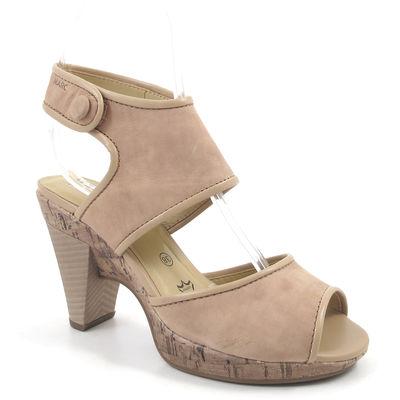 MARC / Sandalette »Aquila« Sand-Hellbraun