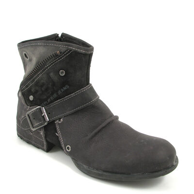 REPLAY / »CLINIC« Boots Schwarz - Stiefel (BLACK)