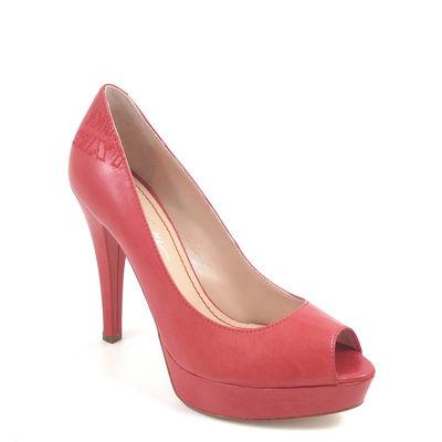 MISS SIXTY / Pumps Rot REANNA Peeptoes - High Heels