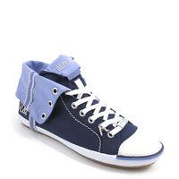 Replay / BROOKE MID NAVY - Damen-Sneaker Dunkelblau