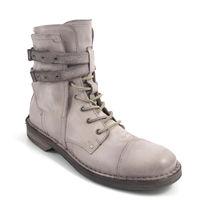AirStep / Boots CENTURY NEBBIA/GRIGIO - Herren-Stiefelette Hellgrau