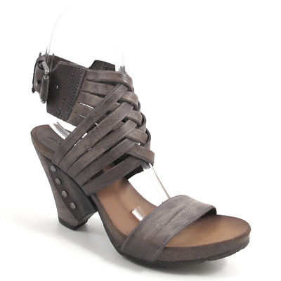 AirStep / LIONE GRIGIO - Sandalette Grau