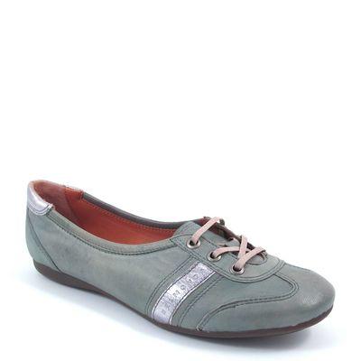 BELMONDO / Ballerina-Sneaker Acqua (Grün)