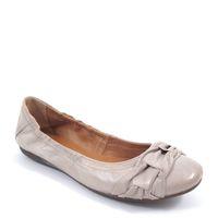 BELMONDO / Ballerina Beige - Divine Panna - Stretch-Ballerinas