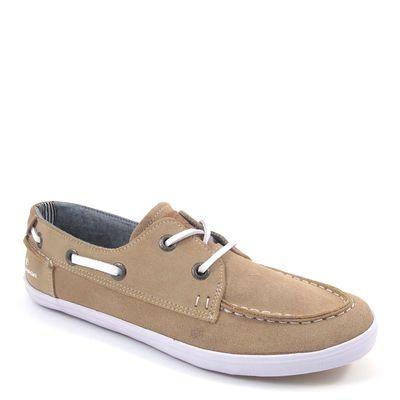 Tom Tailor / Herren Mokassin Beige - LINCOLN LIGHT BEIGE - Schnürer/Sneaker