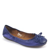 BELMONDO / Ballerina Blau - Ballerinas Marino