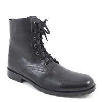 Belmondo / Boots Schwarz - Stiefelette Black - Schnürstiefel