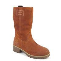 s.Oliver / Stiefel Burned Orange - Boots Orange - Halbstiefel/Wildlederstiefel