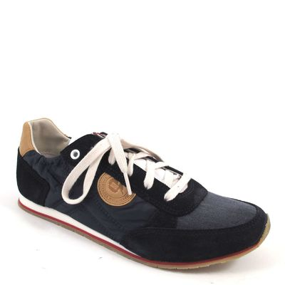 NAPAPIJRI / Damen Sneaker Blau - HILDA MIDNIGHT BLUE - low lace up