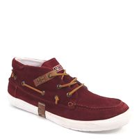 NAPAPIJRI / Schnür-Boots Rot - OSLO OLD RED - Herren Boots-Schuhe