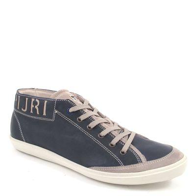NAPAPIJRI / Herren-Sneaker Dunkelblau - SVEN DARK BLUE - Mid Lace Schuhe