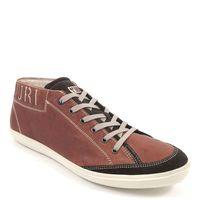 NAPAPIJRI / Herren-Sneaker Braun - SVEN COGNAC - Mid Lace Schuhe