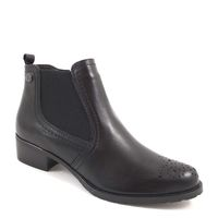 Tamaris / Chelsea Boots Schwarz - Stiefelette Black