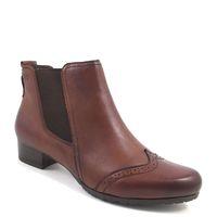 Caprice / Chelsea Boots Cognac - Stiefelette Braun