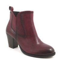 Tamaris / Stiefelette Bordeaux - Boots Dunkelrot