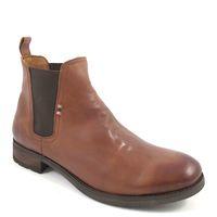 NAPAPIJRI / Chelsea-Boots BALK COGNAC- Herren-Stiefelette Braun-Natur