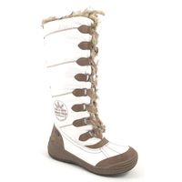 Marco Tozzi / Snowboots Weiss - Outdoor-Stiefel White Comb - Tex-Membrane