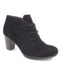 Tamaris / Ankle Boots Black - Schnür-Pumps Schwarz - Ankle Pumps