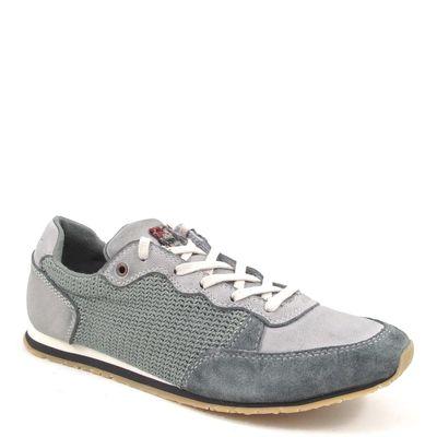 NAPAPIJRI / SAGA LIGHT GREY - Sneaker Grau/Hellgrau - Damenschuhe