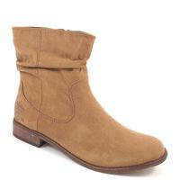 s.Oliver / Stiefelette Braun - Sommerstiefel Cognac - Summer Boots