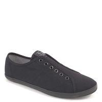 Tamaris / Sneaker Schwarz - Slipper Black - Trend Stoffschuhe