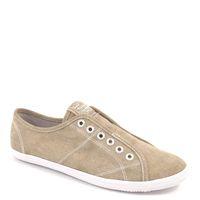 Tamaris / Sneaker Beige - Slipper Beige - Trend Stoffschuhe
