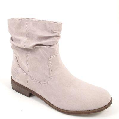 s.Oliver / Stiefelette Beige - Sommerstiefel Ivory - Summer Boots