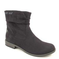 s.Oliver / Stiefelette Schwarz - Sommerstiefel Black - Summer Boots