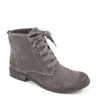 s.Oliver / Boots Grau - Schnürstiefelette Graphite - Desert Boots