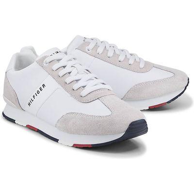 Tommy Hilfiger / Sneaker »Runner« weiß, Herren