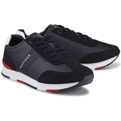 Tommy Hilfiger / Sneaker »Runner« blue, Herren