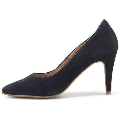 tamaris / Elegante Pumps Blau/Dunkelblau, High-Heels
