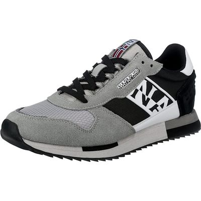 Napapijri / Sneaker »Virtus« Grau/Schwarz - Herren-Sneakers Grey/Black