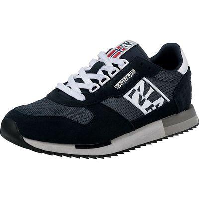 Napapijri / Sneaker »Virtus« Schwarz - Herren-Sneakers Black