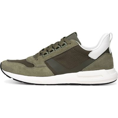Marc O'Polo / Low Sneaker Khaki - Turnschuhe Military Green