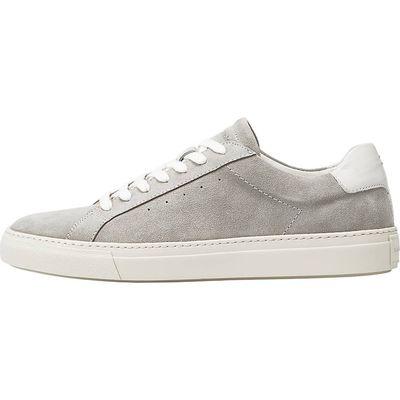 Marc O\'Polo / Cupsohlen-Sneaker aus Tumbled-Rindsleder Hellgrau, Sneaker Light Grey