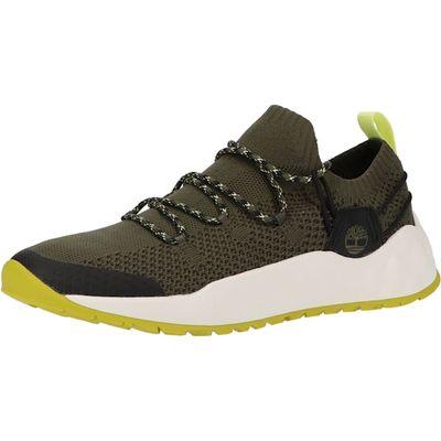 Timberland / Low Sneaker Khaki- Turnschuhe Grün - Stoffschuhe
