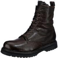 A.S.98 / Winterstiefeletten Dunkelbraun, Winter Boots Dark Braun